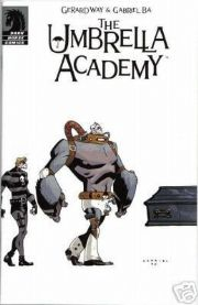 Umbrella Academy #1 Special Retail Variant Ltd 1000 Dark Horse comic book